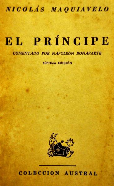 Ocho Frases De El Príncipe De Maquiavelo
