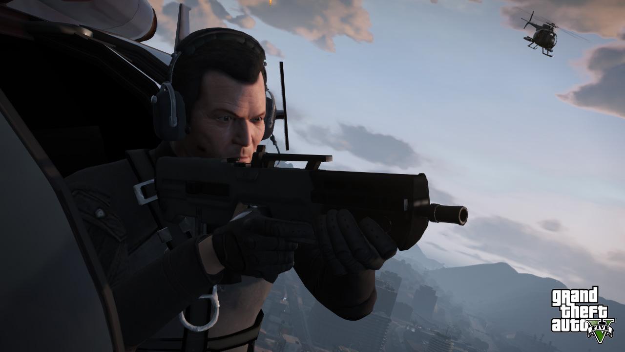 Grand Theft Auto V gratis en la Epic Game Store. Cómo descargarlo