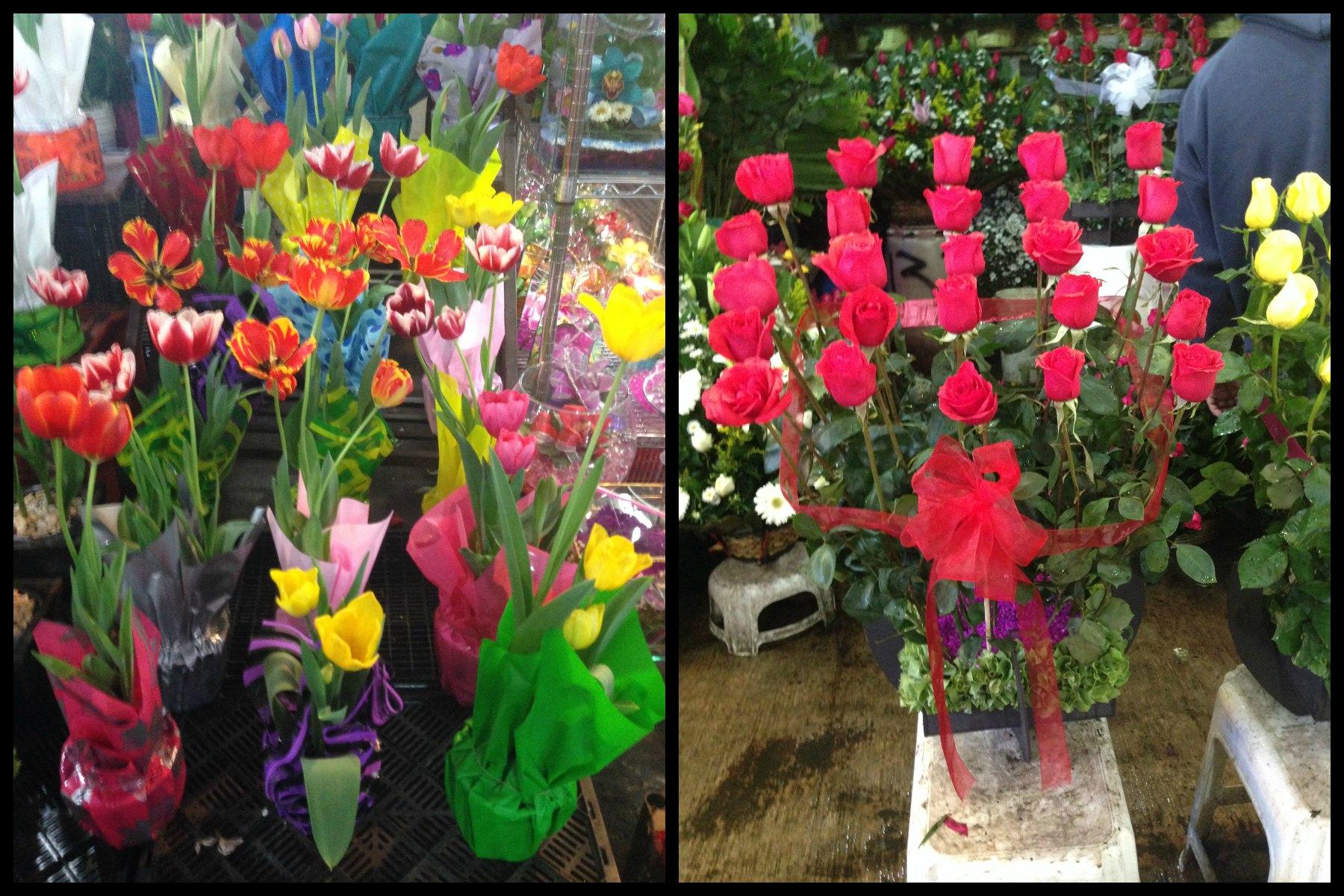 De Perrito O De Changuito Arreglos Florales Para San Valentín