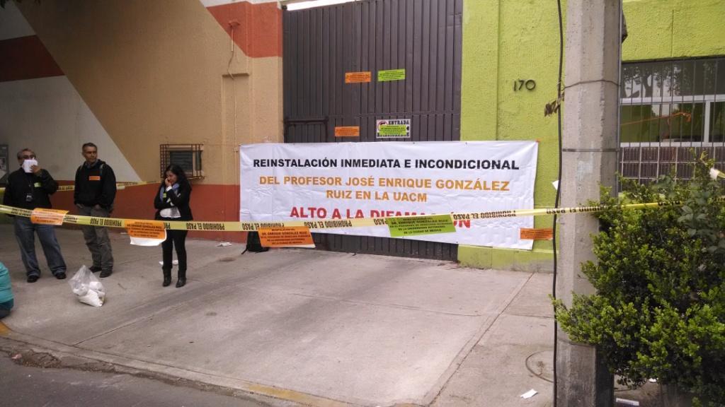 Reanudan actividades en la UACM tras toma