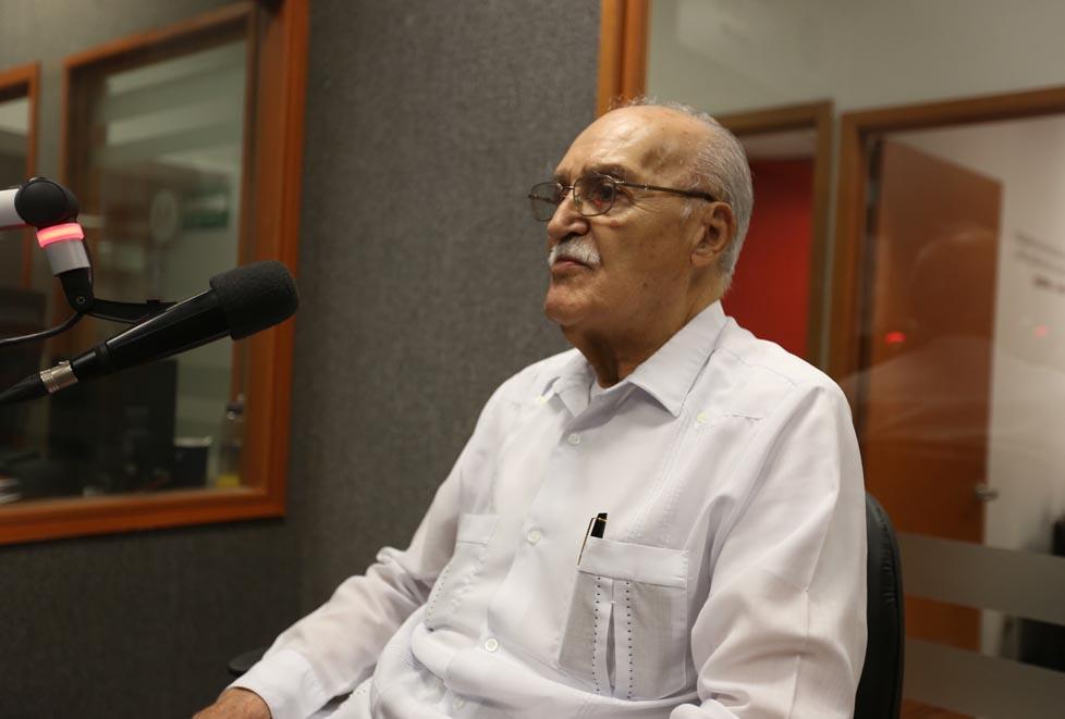 Guillermo Cosío Vidaurri: Enrique Ibarra destaca legado del politico - Milenio