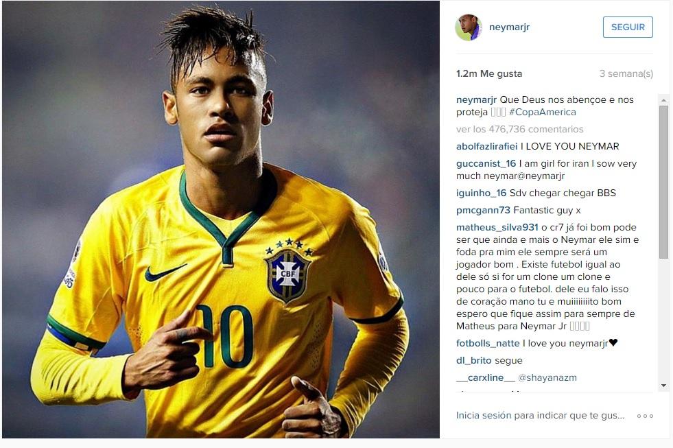México fracasó hasta en Instagram en Copa América