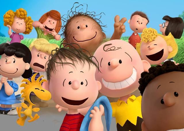 Los amigos de Snoopy y Charlie Brown
