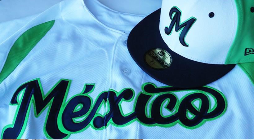 Dan a conocer el uniforme de México para Serie del Caribe bc115bf05bc