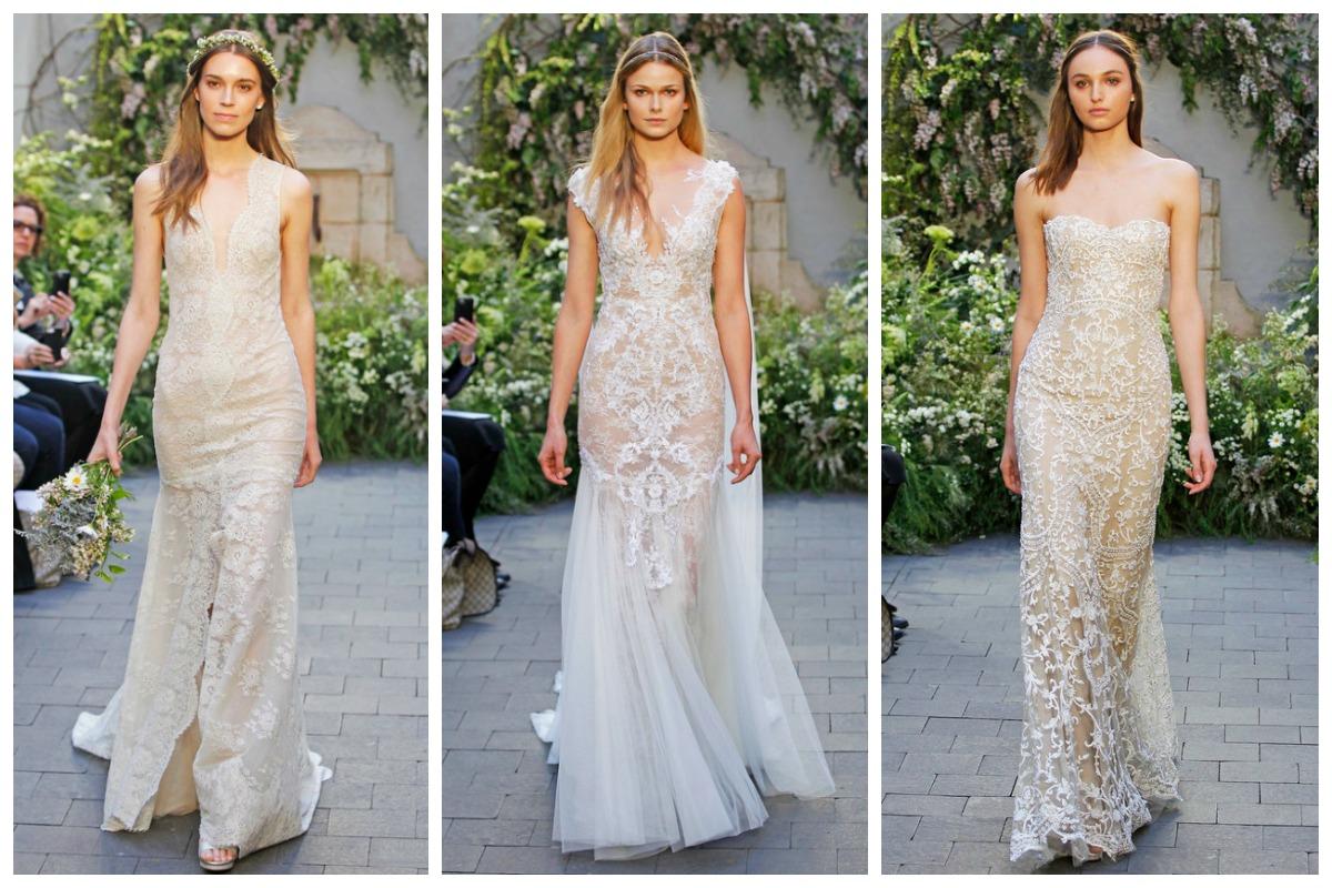 Los 30 Vestidos De Novia Más Bonitos De Bridal Fashion Week
