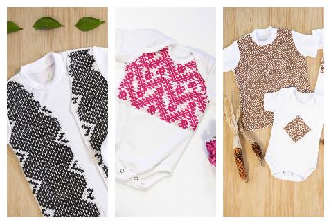 cb7cebe6da Moda a la mexicana para bebés