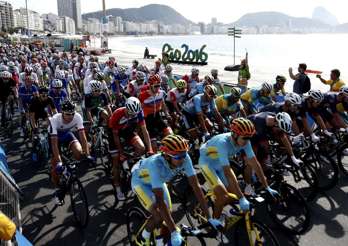 Populares Juegos Olímpicos Río 2016 - Día 2 YZ95