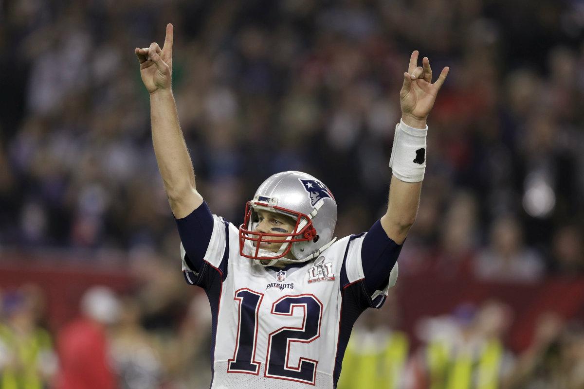 Encuentran en México jersey de Tom Brady perdido en Super Bowl