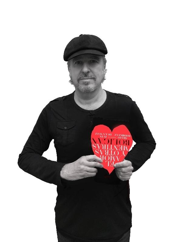 Ángel Boligán dibuja al amor y sus mentiras