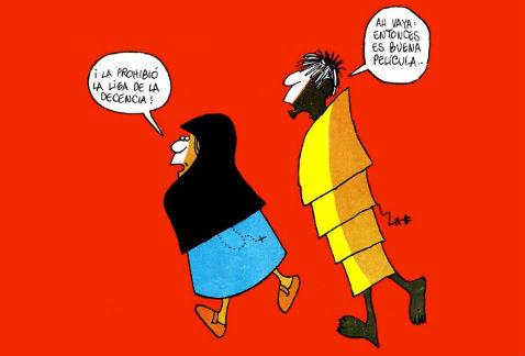 'Los Supermachos': la obra cumbre del caricaturista Rius
