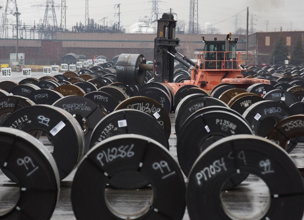 EU y México inician una guerra comercial por impuesto al acero