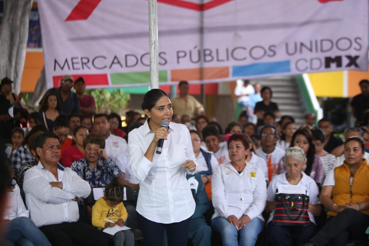Barrales: administración pasada pervirtió programas sociales