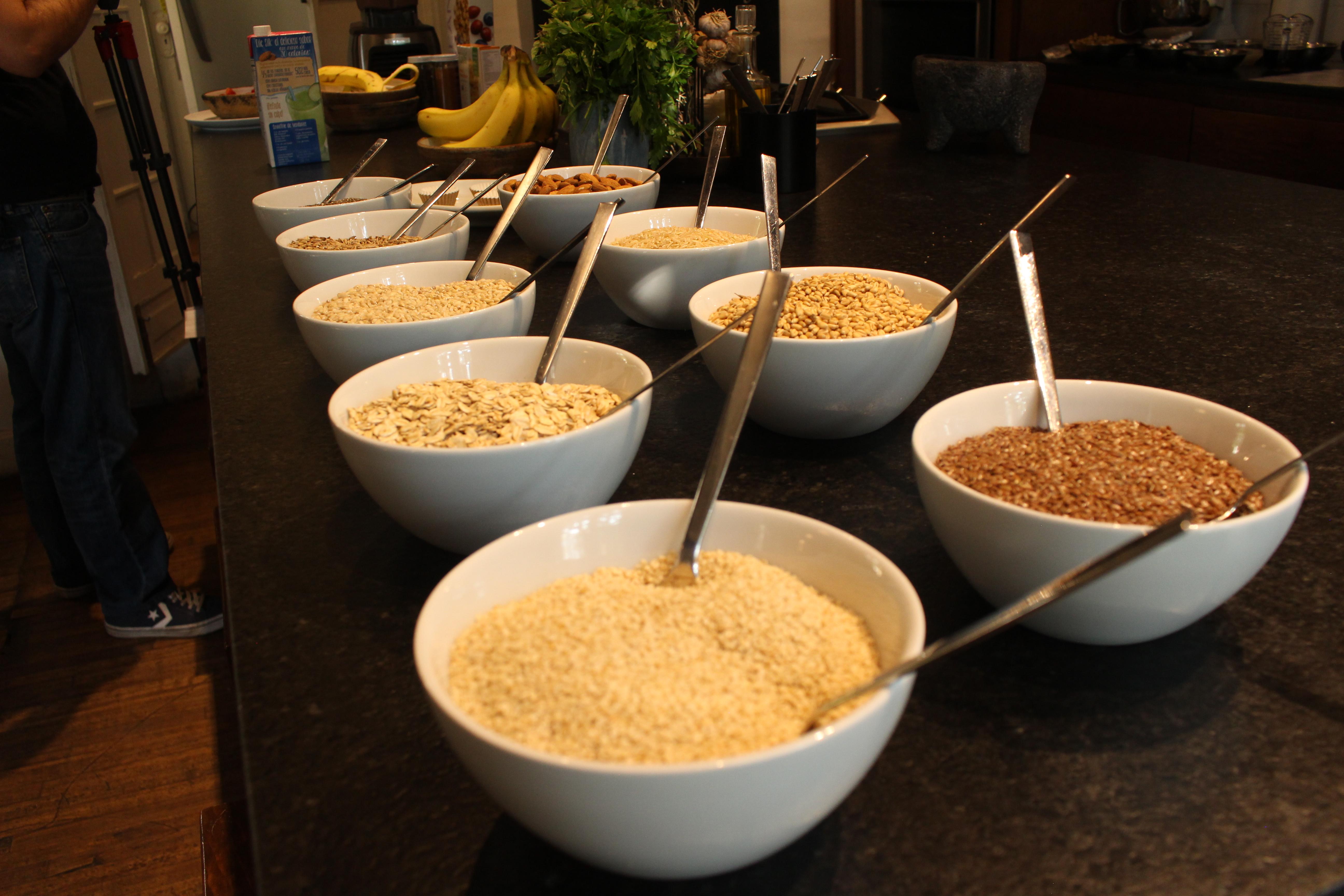 importancia de los cereales en la nutricion