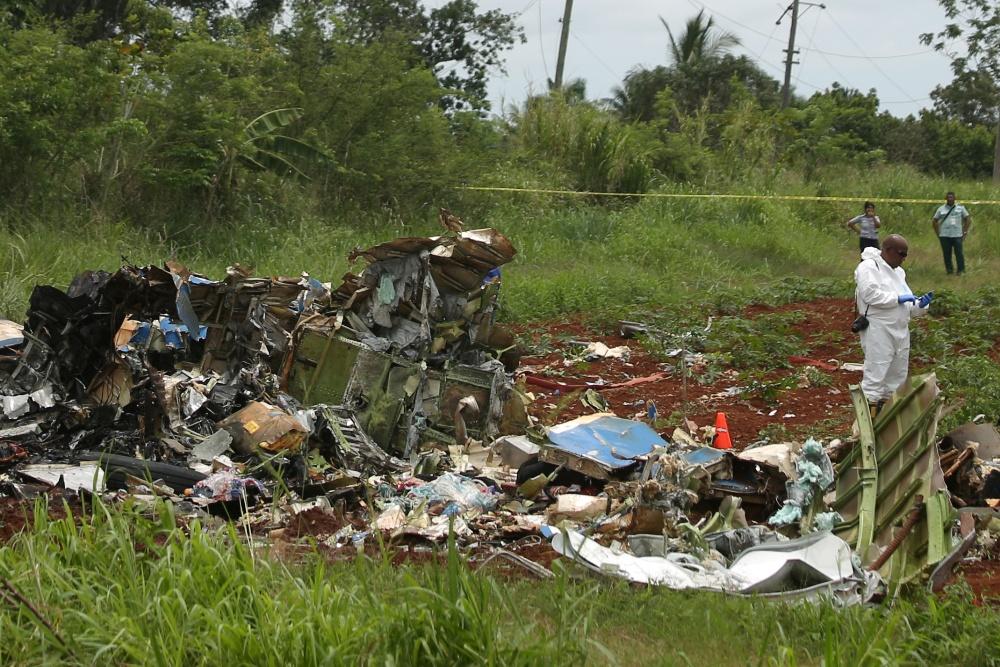 Fallece segunda sobreviviente de avionazo en Cuba