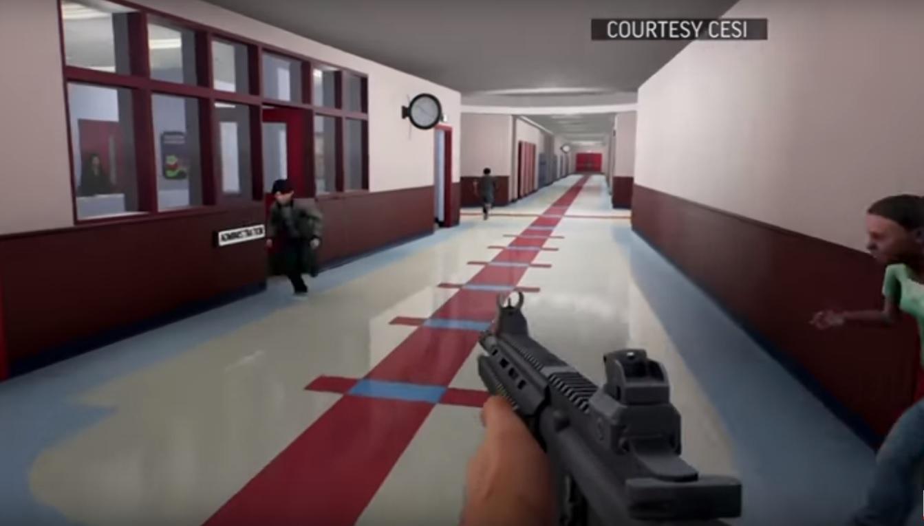YouTube: El aterrador videojuego que fue retirado por simular tiroteo en escuela