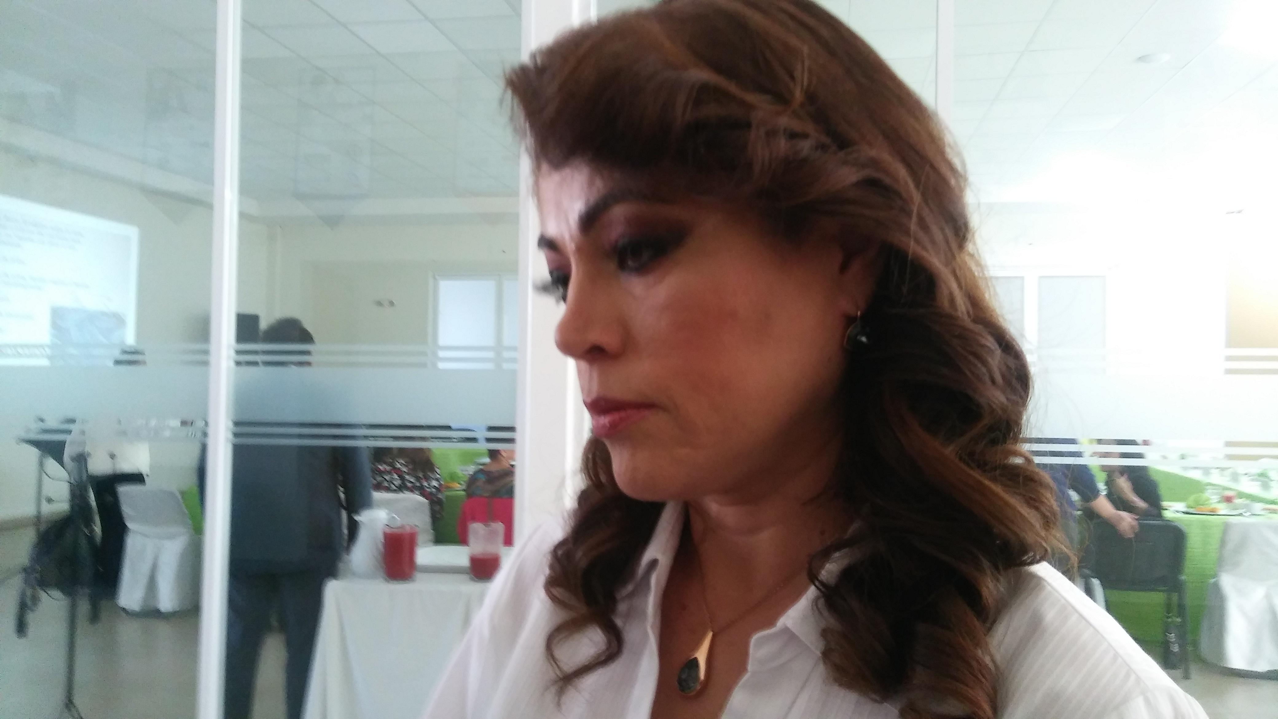 Marisol Ruenes. (Archivo)
