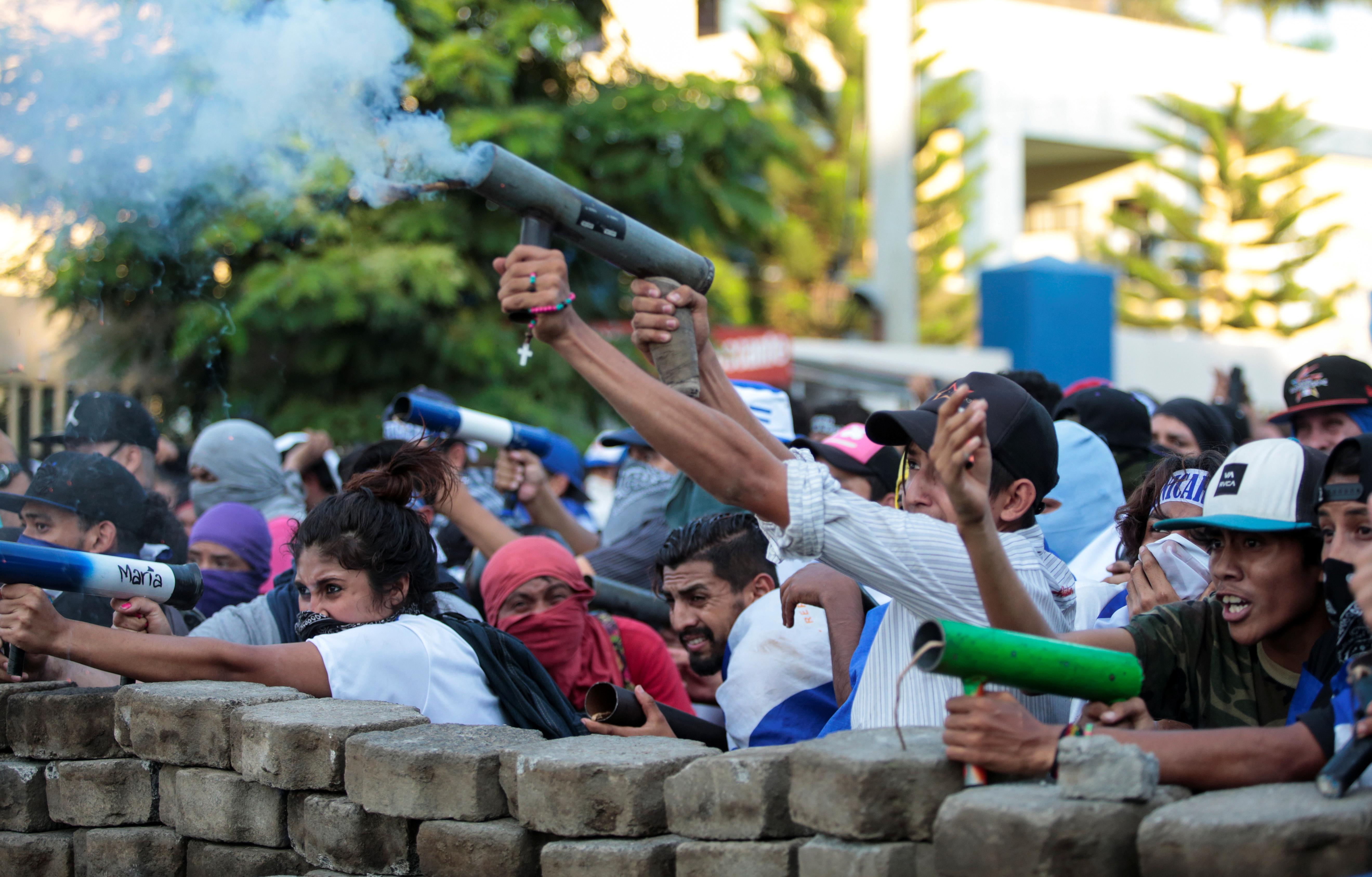 OEA pide a Nicaragua detener violencia en protestas