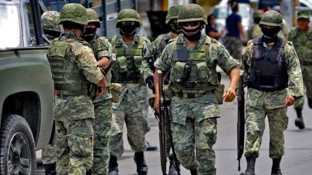 ONU entrega PGR datos sobre desapariciones en Tamaulipas