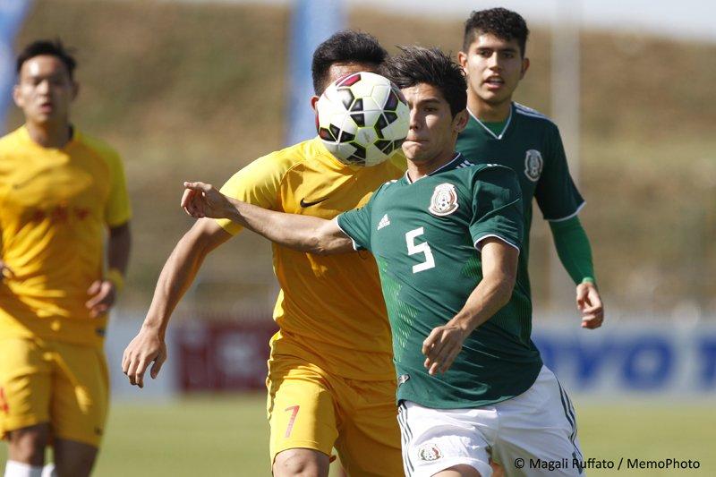 México se medirá a Turquía en las semifinales de Toulon