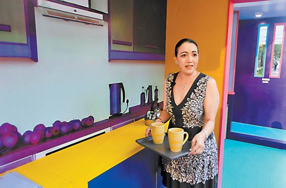 Exhibición muestra cómo es vivir con esclerosis múltiple