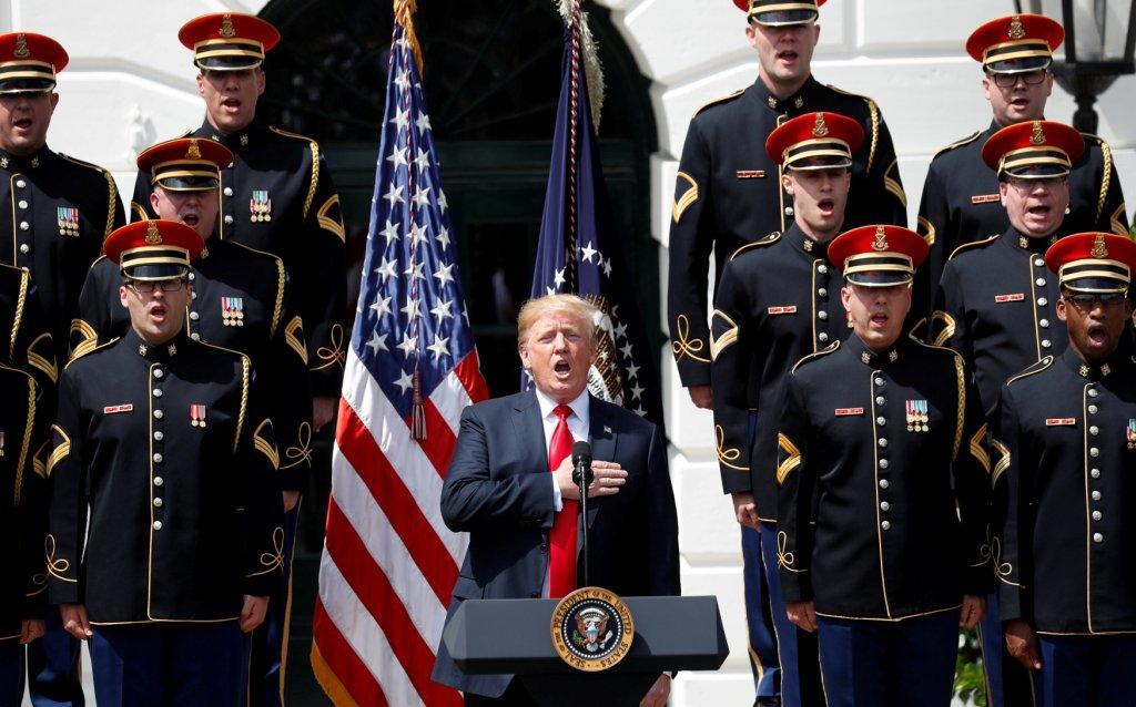 Trump cancela visita de Eagles a la Casa Blanca