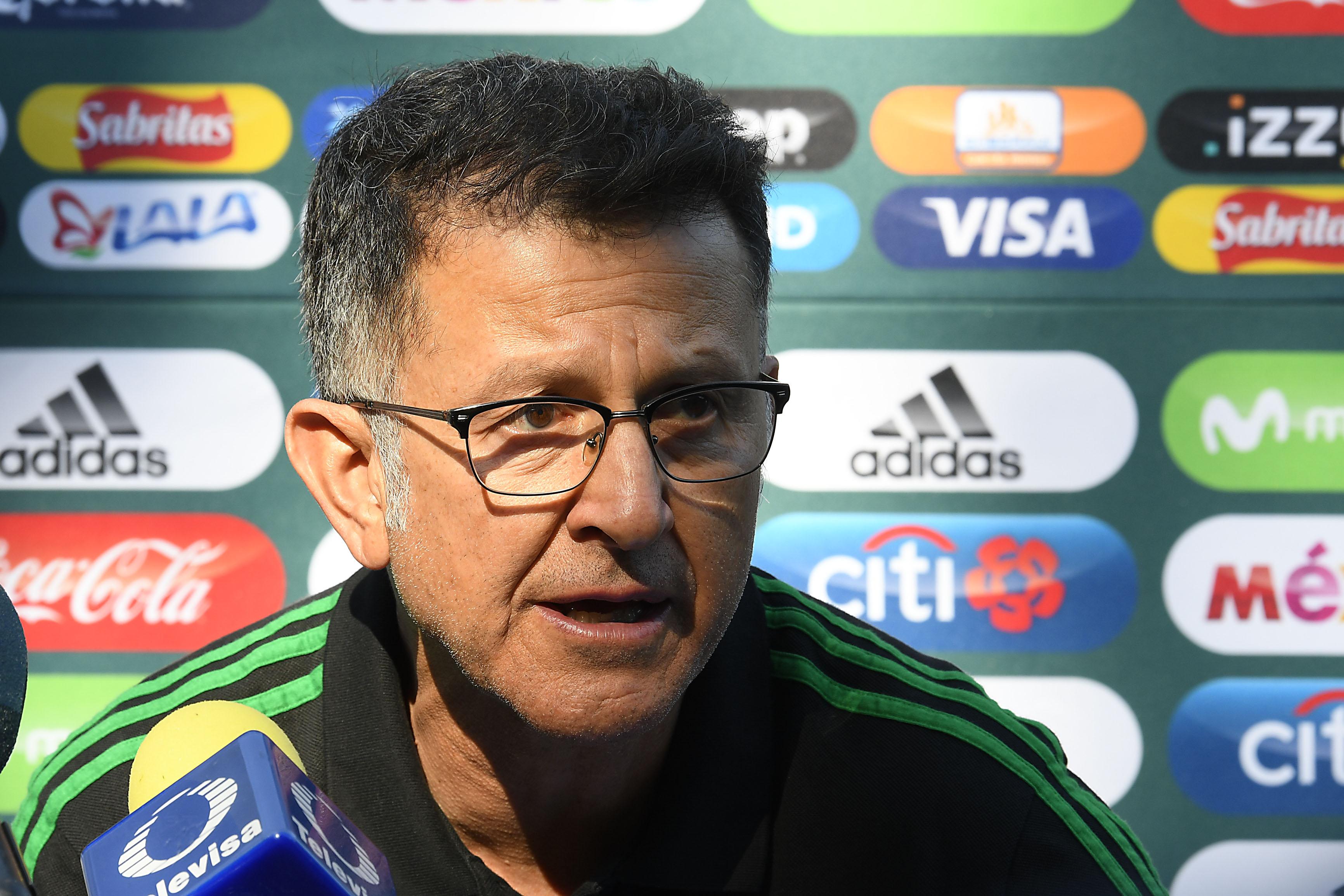 Juan Carlos Osorio sabía de la fiesta