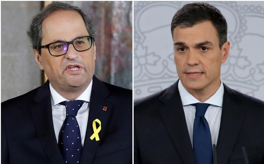 présidente del gobierno español