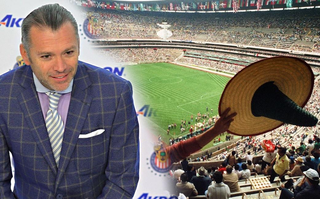 El Estadio Azteca será sede de la inauguración del Mundial 2026