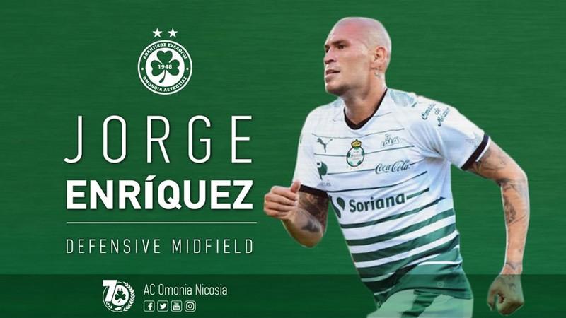 'Chatón' Enríquez jugará en Chipre