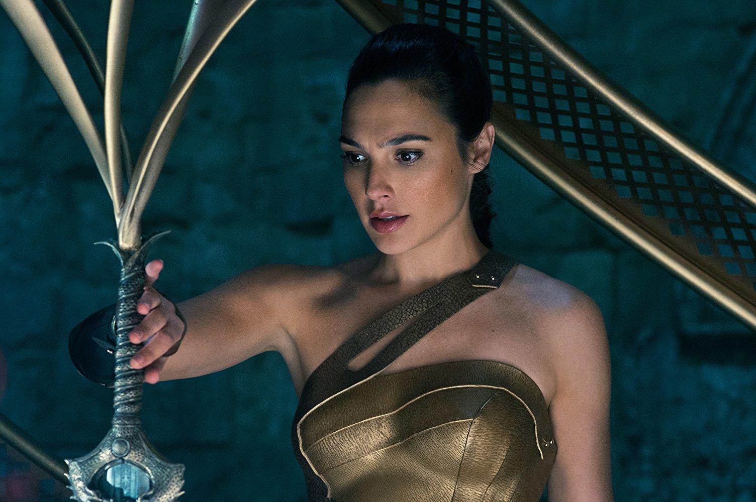 Gal Gadot revela más detalles de 'Wonder Woman 1984'