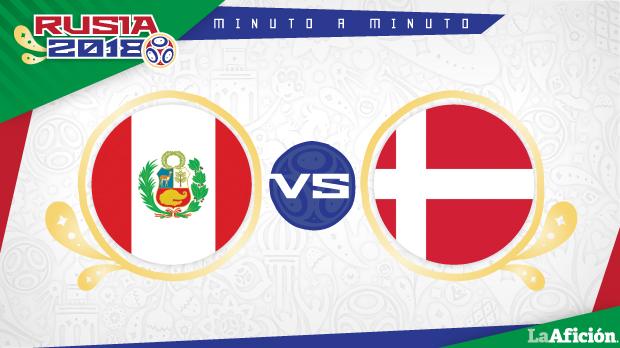 Perú vs Dinamarca, Mundial 2018: RESULTADO