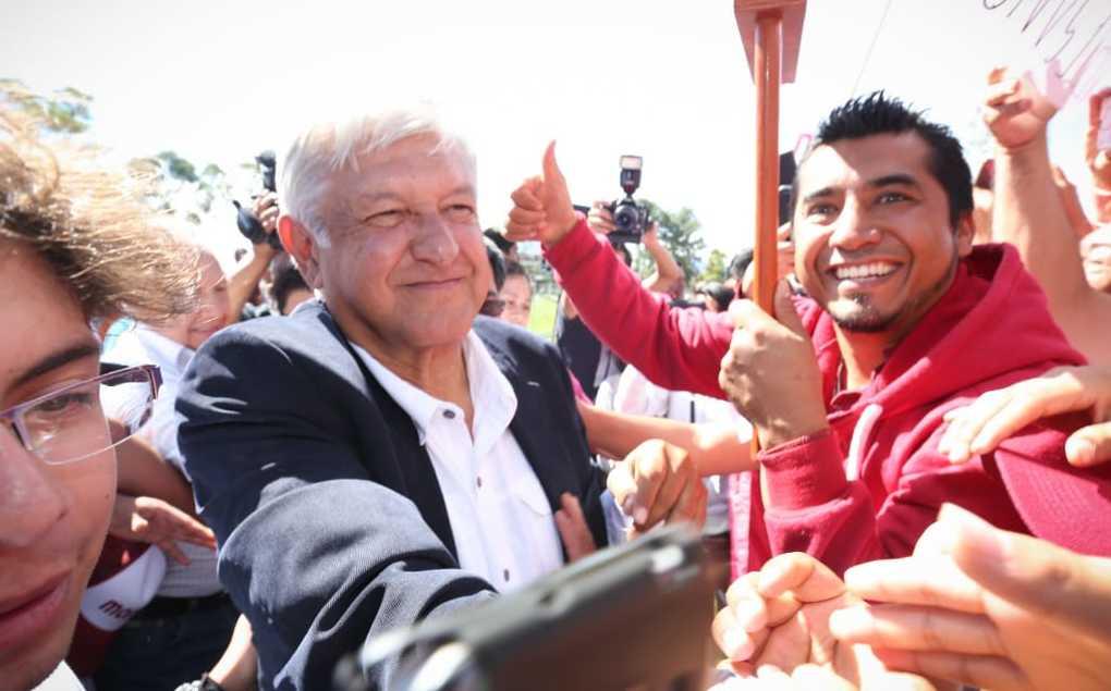 Riña en mitin de AMLO en Pachuca, Hidalgo - Portal Noticias Veracruz