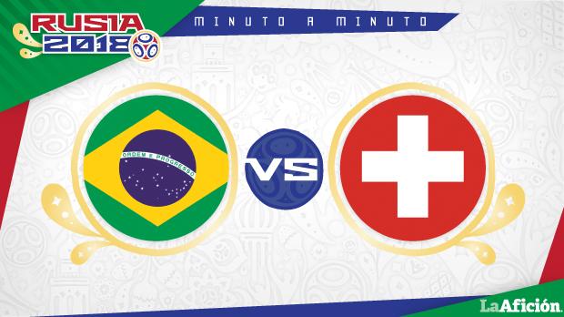 Brasil vs Suiza, Mundial 2018: GOLES