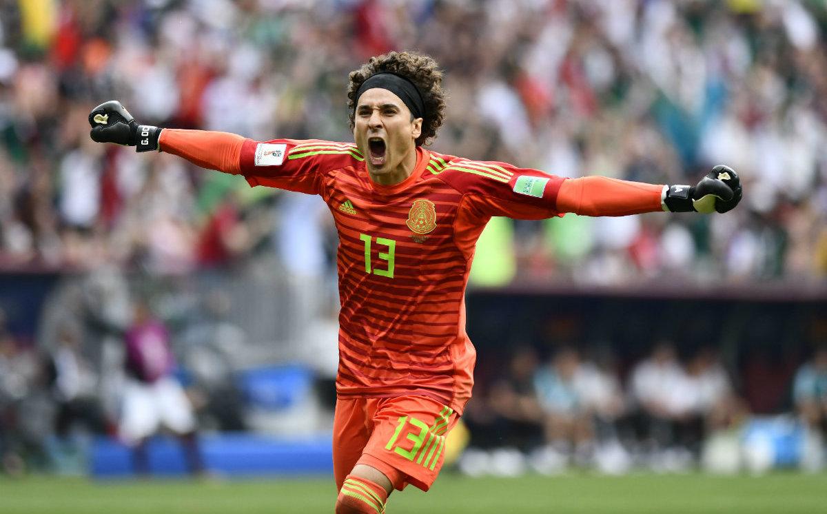 Selección alemana: derrota ante México la condenó a encabezar lista negativa