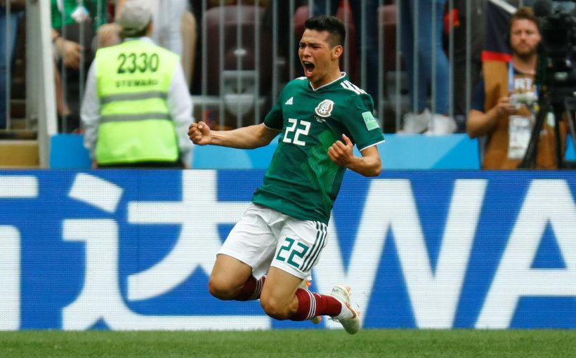 Celebración del gol de Lozano causa sismos en la Ciudad de México