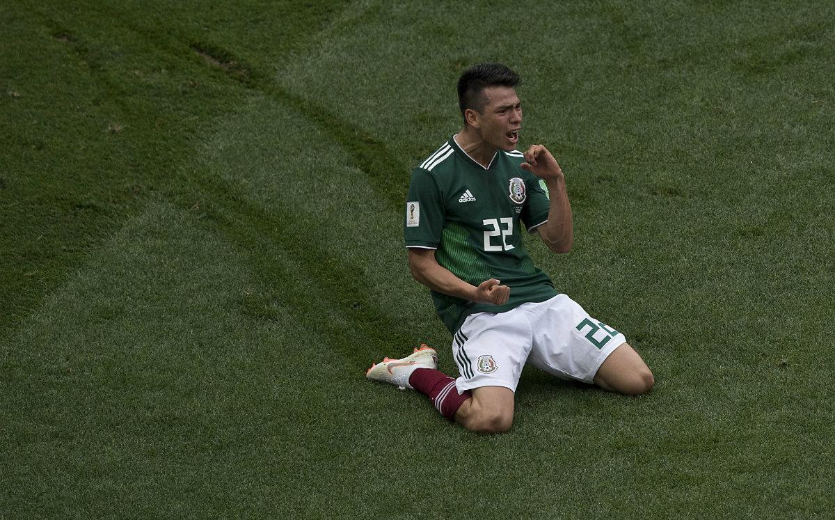 Maradona alaba hazaña de México ante Alemania