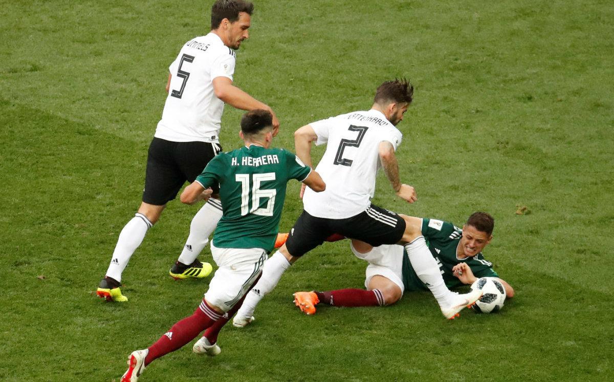 México causa revolución con éxito ante Alemania - El Ancasti - Diario de Catamarca