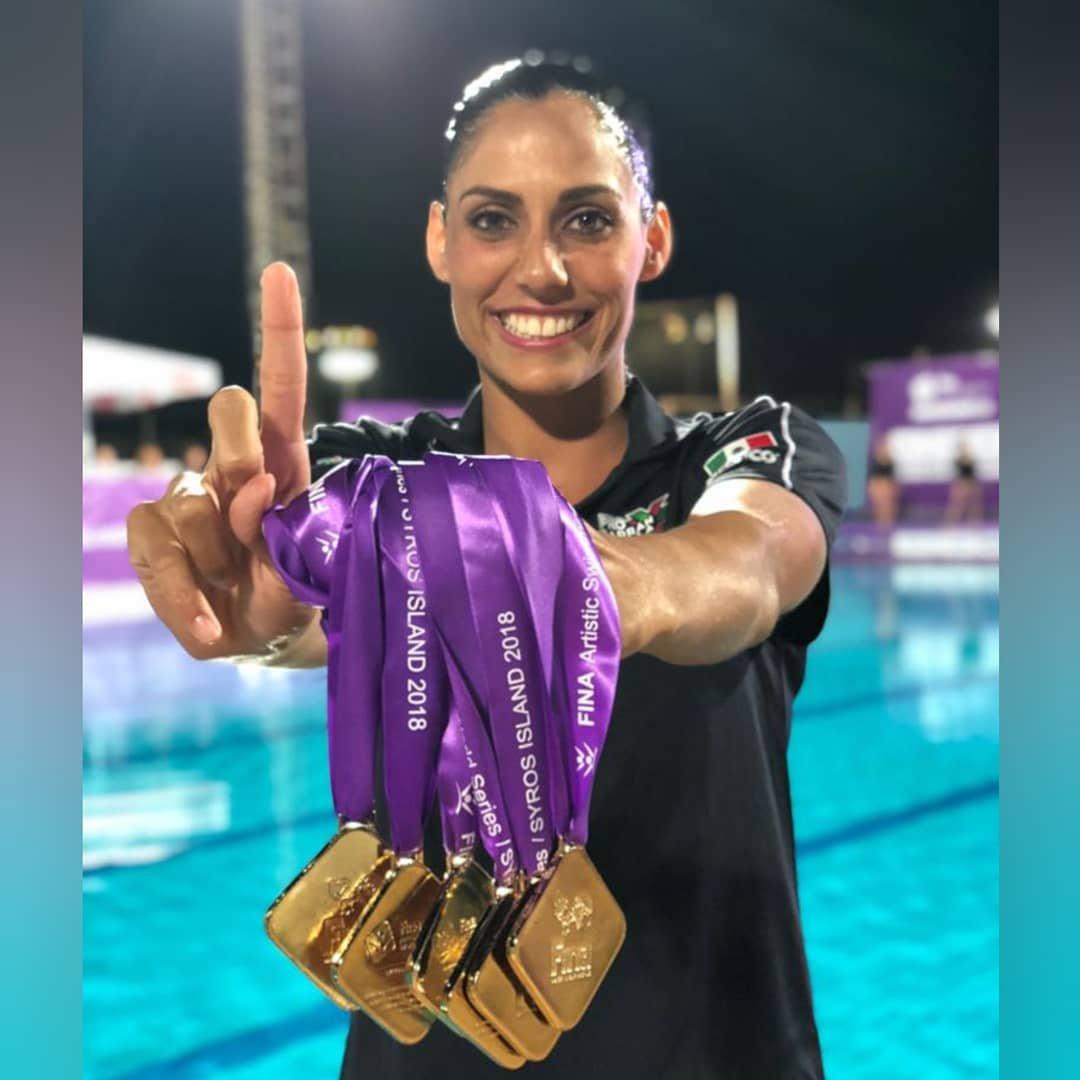 México obtiene siete medallas de oro en Serie Mundial en Grecia