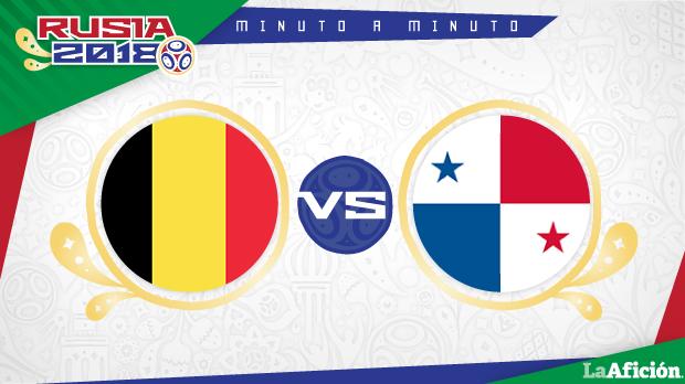 Bélgica vs Panamá, Mundial 2018: GOLES Y RESULTADO