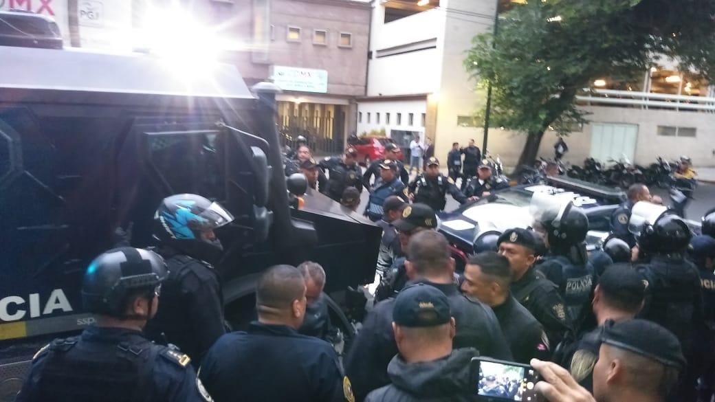 Operativo contra narcomenudeo desata enfrentamiento en la CdMx; hay 25 detenidos