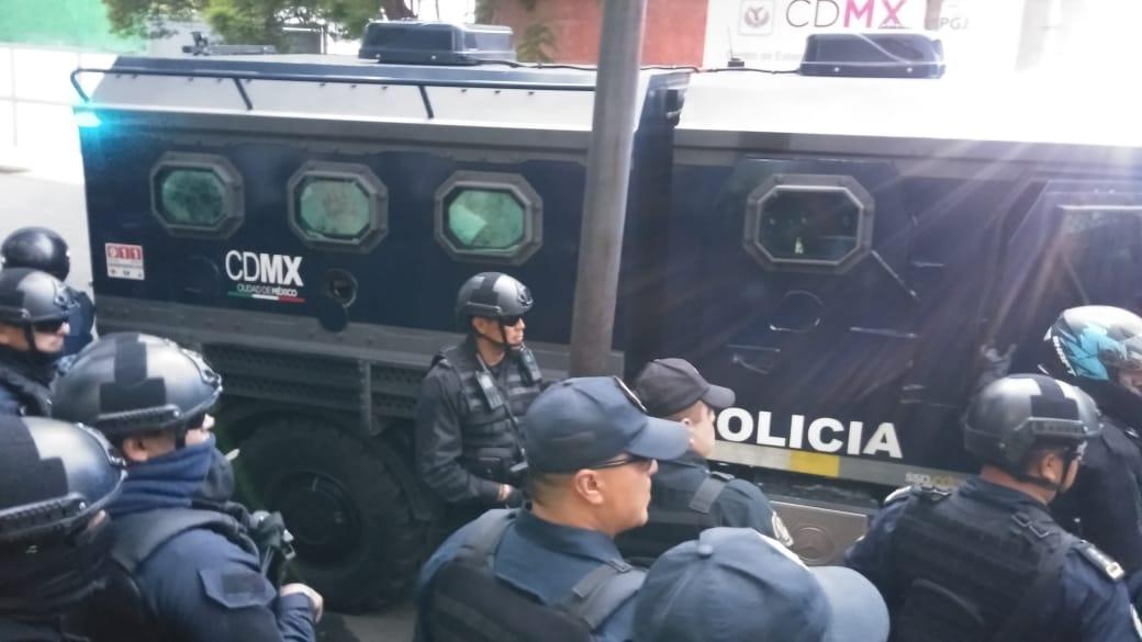 Balacera en avenida Tláhuac deja al menos tres muertos