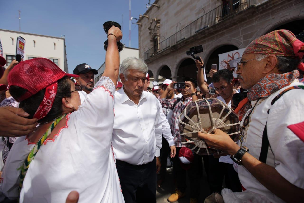 AMLO consolida ventaja a una semana de comicios en México