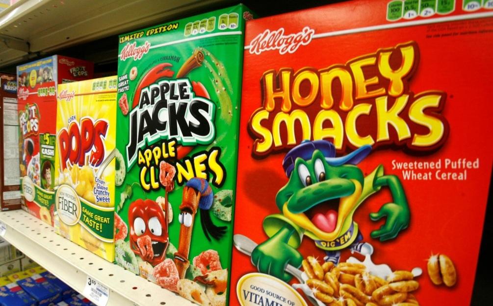 Retiran del mercado cereal de Kellogg's por posible contaminación de salmonela