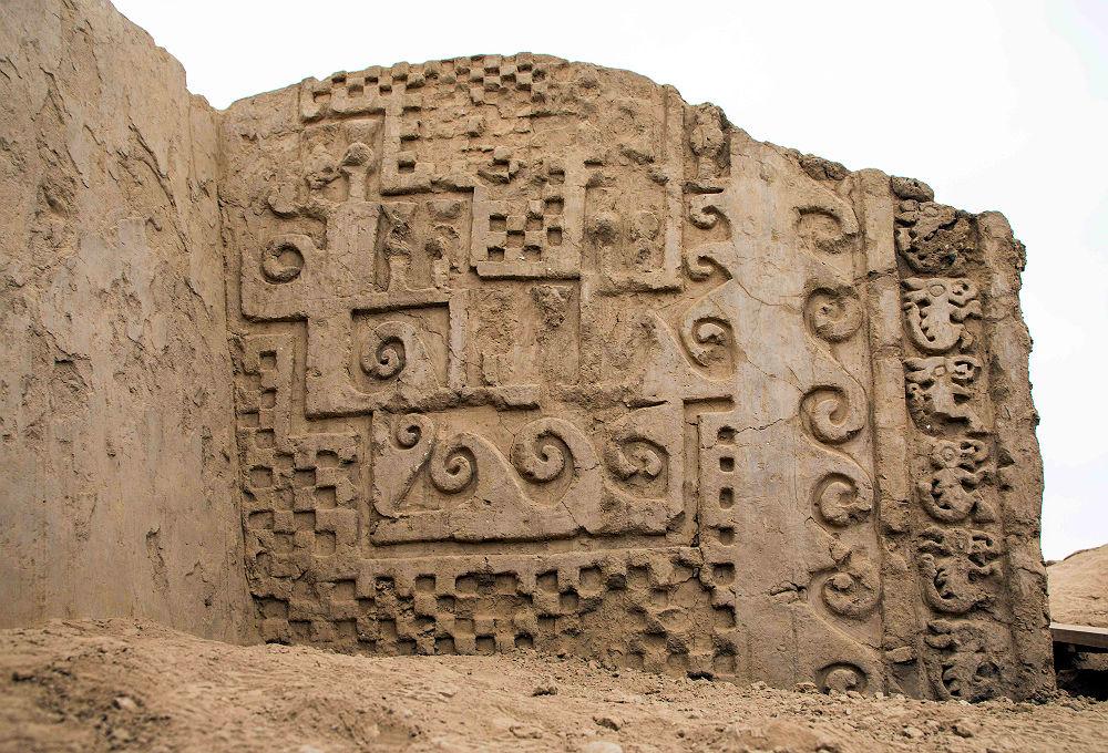 Hallan Murales Milenarios En Ciudad Prehispanica Peruana