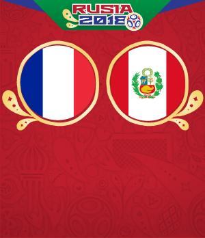 Francia vs. Perú, Mundial 2018: GOL Y RESULTADO