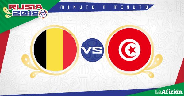 Bélgica vs Túnez, Mundial 2018 (5-2): GOLES Y RESULTADO