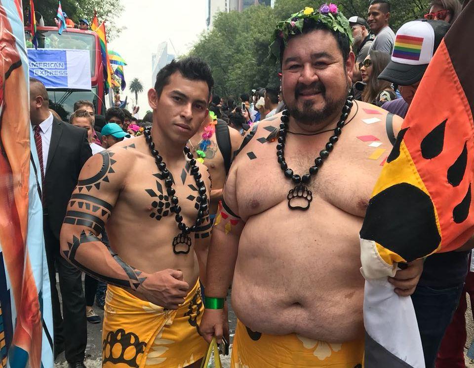 Arranca marcha del orgullo gay en la CDMX