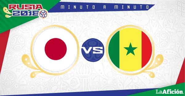 Japón vs Senegal, Rusia 2018: GOLES