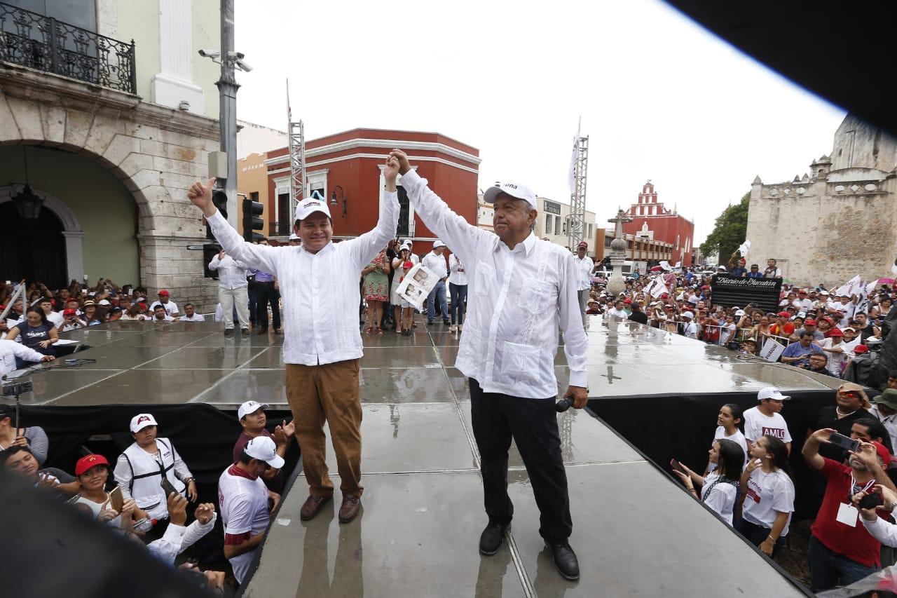 Lidera AMLO con 51%; Anaya 27% y Meade 19%: Reforma