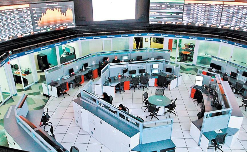 Abre Bolsa Mexicana con descenso de 0.20 por ciento